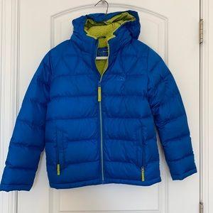Boys LL Bean Ultralight 650 Down Jacket